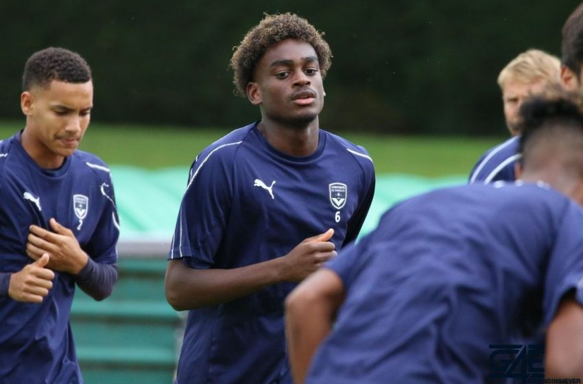 FC Utrecht tentará a contratação de Albert Lottin