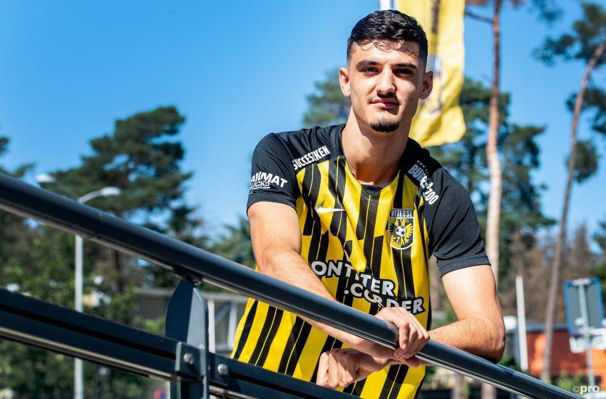 Armando Broja chega por empréstimo ao Vitesse