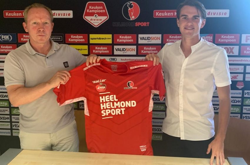 Helmond Sport anuncia contratação de Boyd Reith