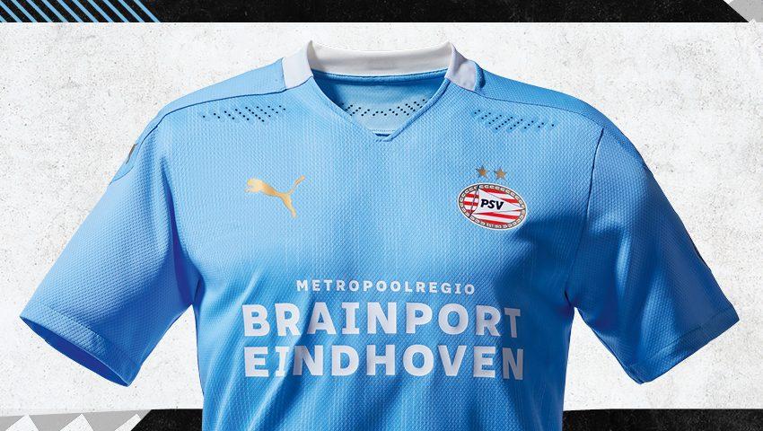 PSV lança sua segunda opção de uniforme para a próxima temporada