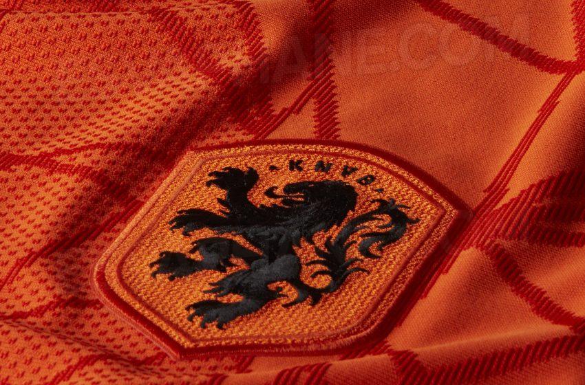 Holanda divulga seus uniformes para a próxima temporada