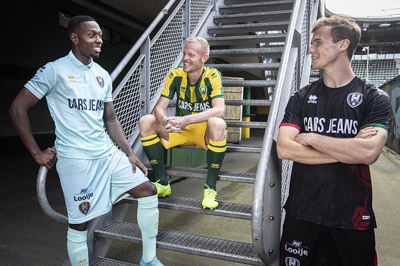 Erreà lança uniformes do ADO Den Haag para a temporada 2020/21