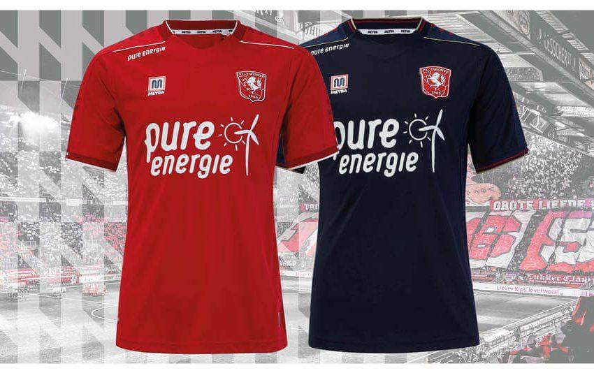 FC Twente divulga dois padrões para a próxima temporada