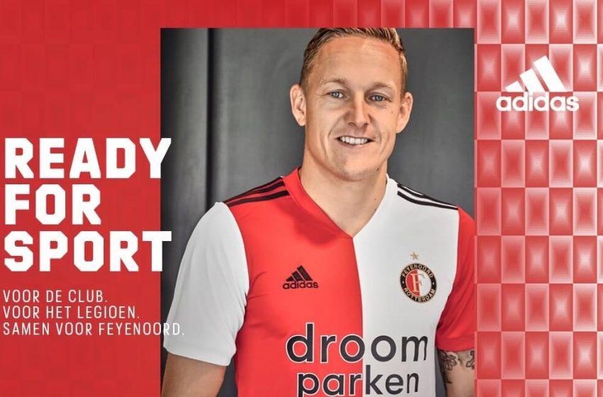 Feyenoord divulga seus dois uniformes para a próxima temporada