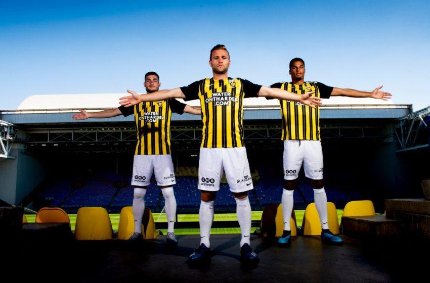 Nike lança os dois uniformes do Vitesse para a temporada 2020/21