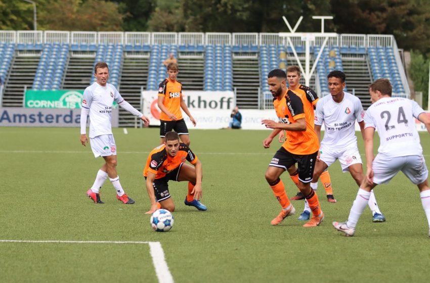 FC Volendam tropeça e começa a segundona empatando fora de casa contra o SC Telstar