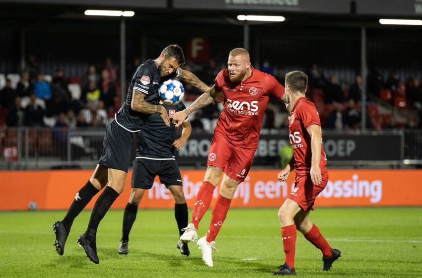 Almere City FC e MVV Maastricht ficam no 0 a 0