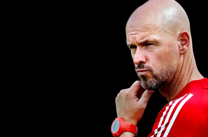 """KNVB pode tirar Erik ten Hag da lista: """"Ótima oportunidade, mas não para mim nessa temporada"""""""