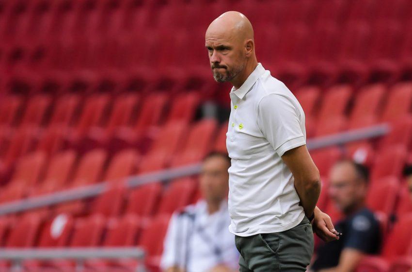 Ajax viaja para Dinamarca com diversos desfalques e apenas um goleiro