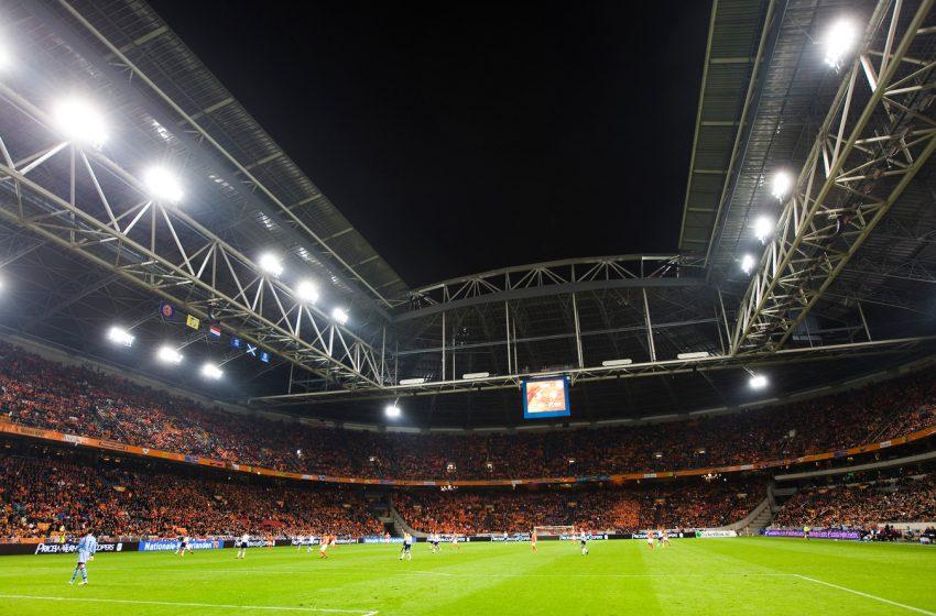 Jogos da seleção holandesa em setembro será sem torcida