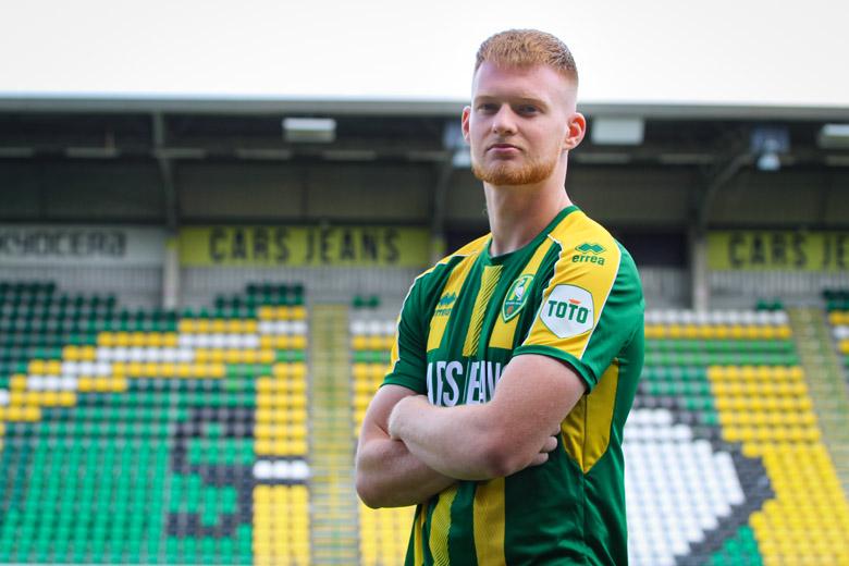 FC Utrecht empresta Jonas Arweiler ao ADO Den Haag