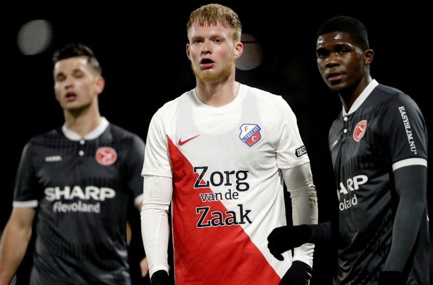 Jonas Arweiler é o quarto reforço do Almere City FC