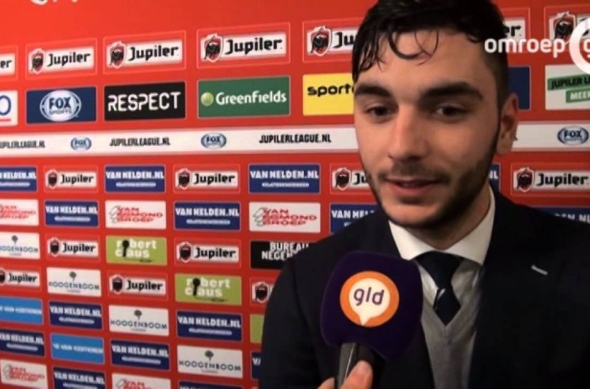 FC Dordrecht anuncia contratação de Kürsad Sürmeli