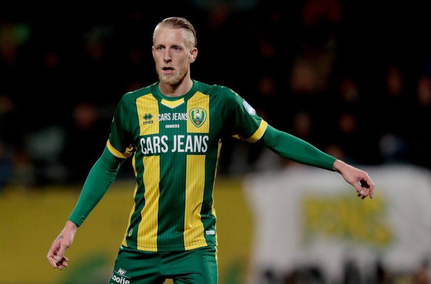 Lex Immers assina com o NAC Breda por duas temporadas