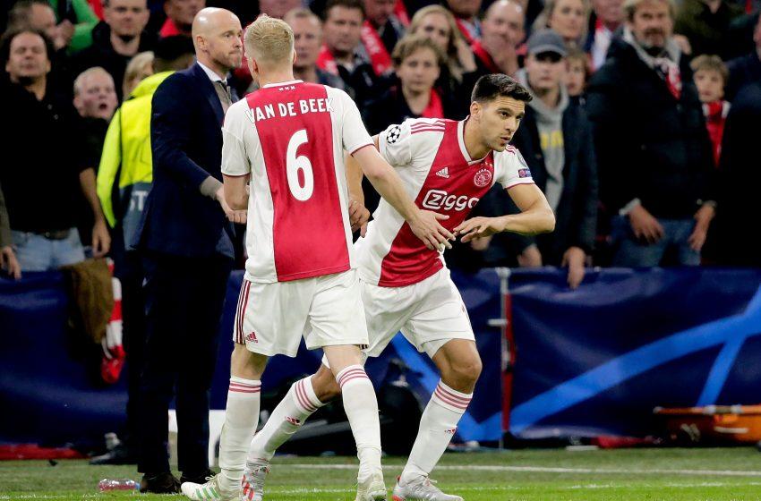 Lisandro Magallán poderá deixar o Ajax em definitivo