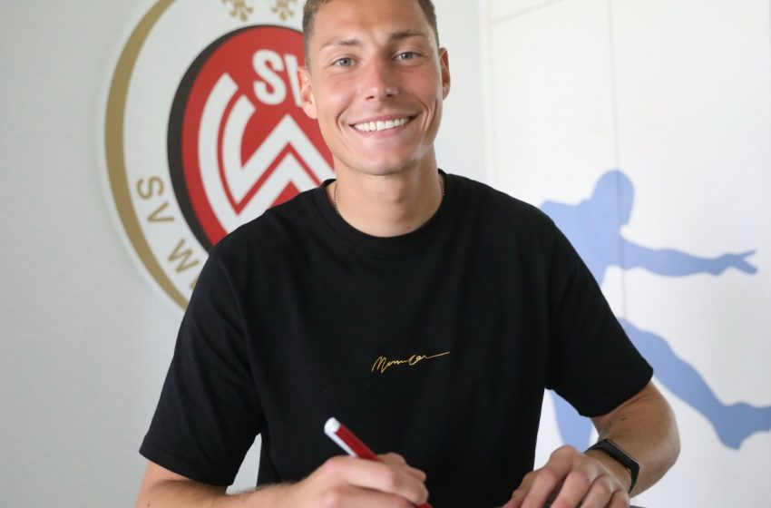 Matthias Hamrol deixa o FC Emmen e assina com o SV Wehen Wiesbaden(ALE)