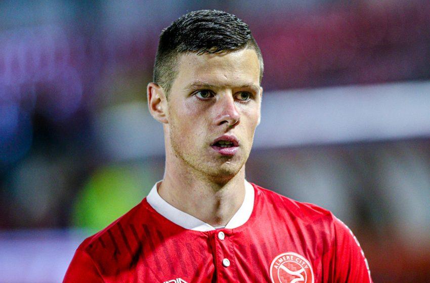 FC Utrecht empresta Nick Venema ao Almere City FC por mais uma temporada