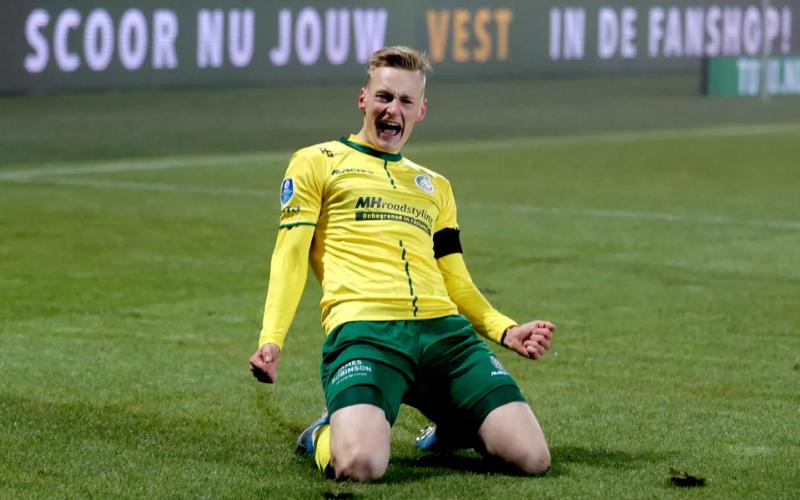 Fortuna Sittard empresta Rasmus Karjalainen ao Örebro SK (SUE)