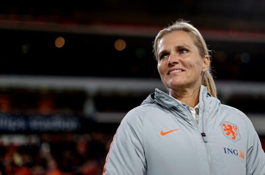Sarina Wiegman deixa a Holanda após as Olimpíadas