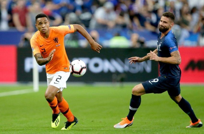 Kenny Tete convocado para os jogos contra Itália e Polônia