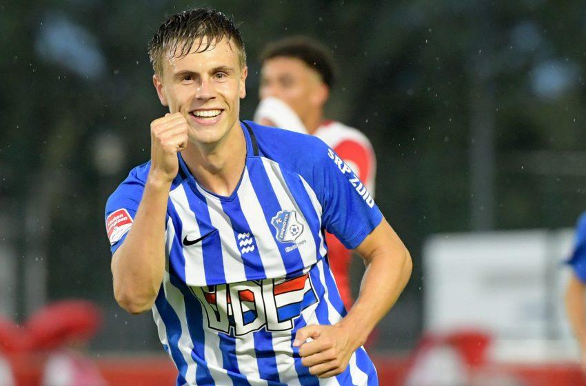 Primeiro jogo oficial em 172 dias: FC Eindhoven vence o Jong Utrecht