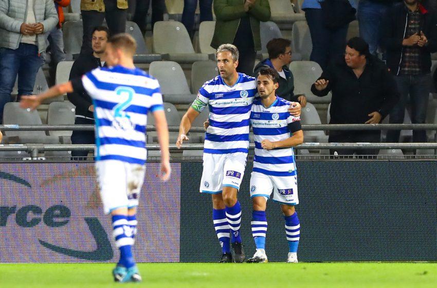 De Graafschap vence FC Den Bosch na estreia da segundona