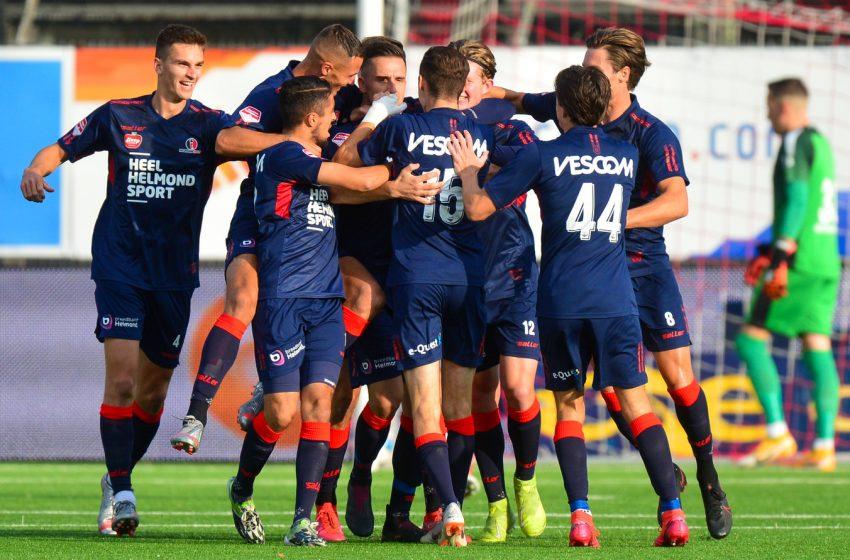 Com jogador a mais, TOP Oss perde em casa por 2×1 para o Helmond Sport