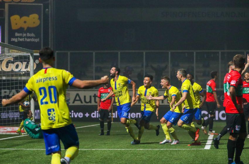 SC Cambuur, favorito ao título, começa temporada com vitória sobre o NEC Nijmegen