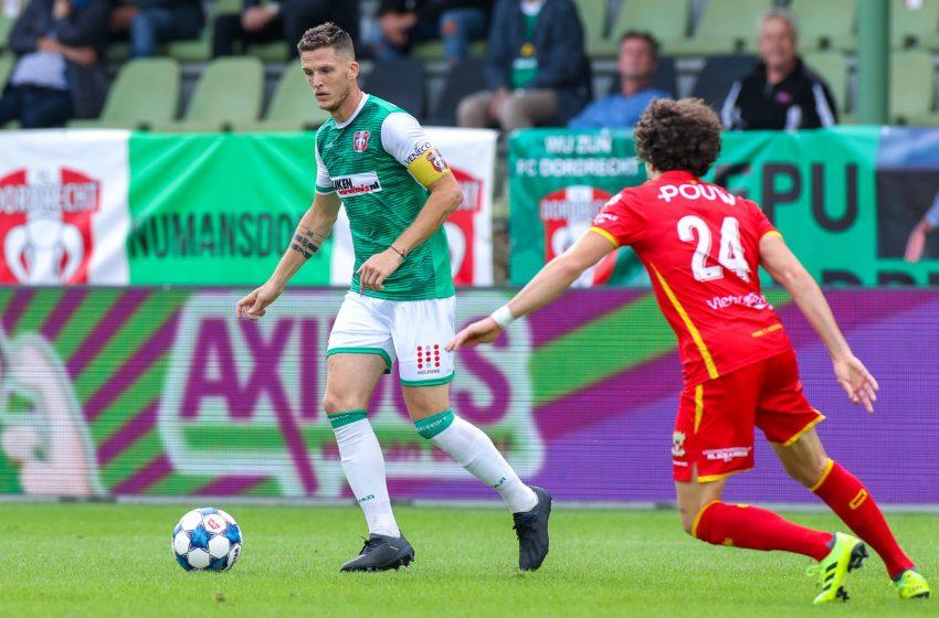 Em jogo fraco, FC Dordrecht e Go Ahead Eagles ficam no empate sem gols