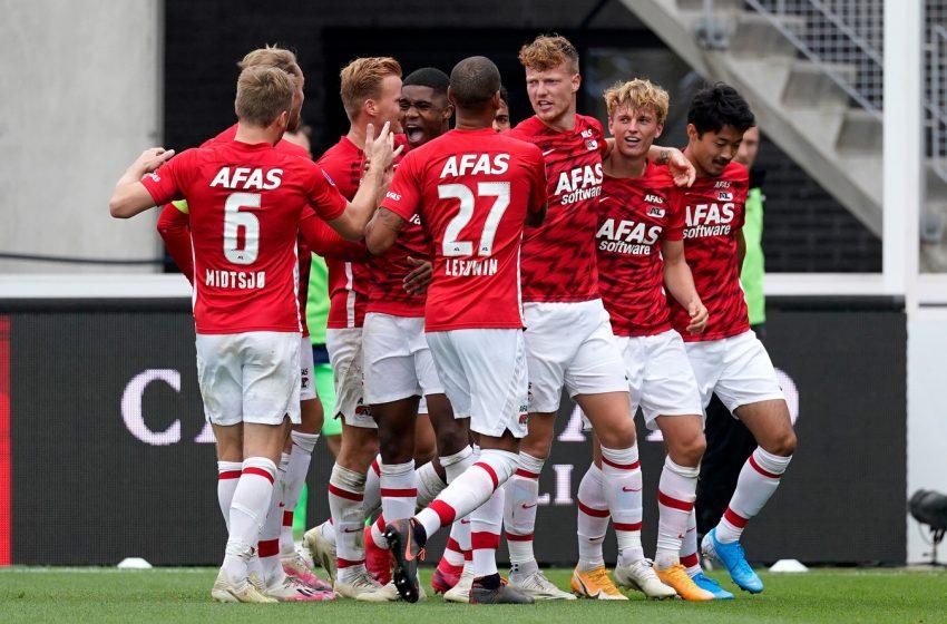 De virada, AZ Alkmaar bate Viktoria Plzeň e continua sonhando com a vaga na fase de grupos da Champions League