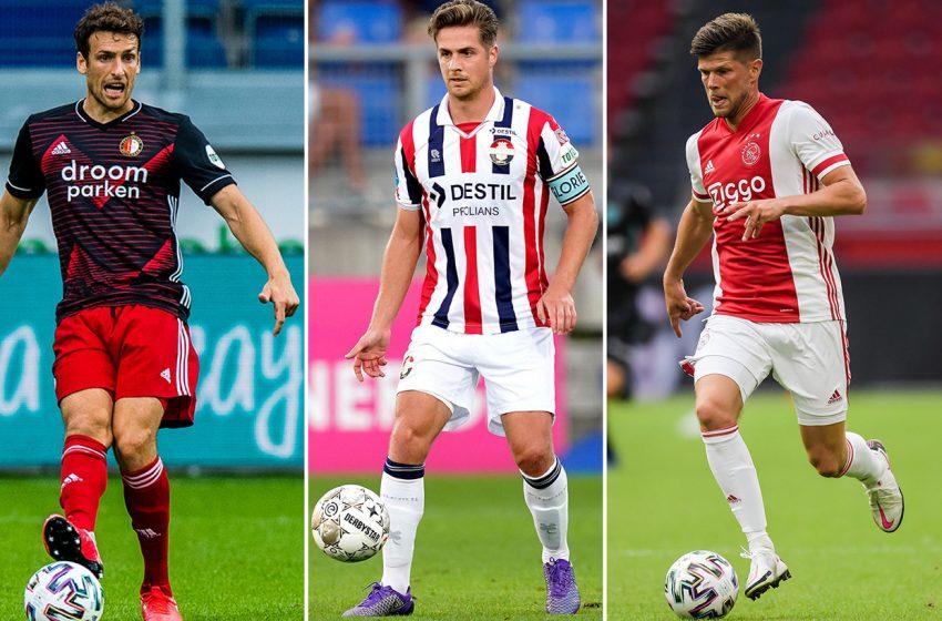 Botteghin, Huntelaar e Peters desfalcam seus times na 1º rodada da Eredivisie