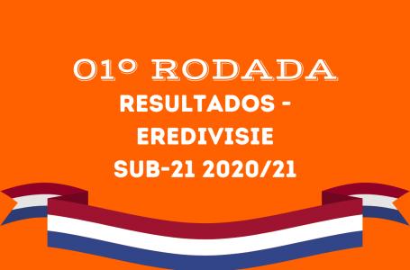 Confira os resultados da primeira rodada da Eredivisie Sub21