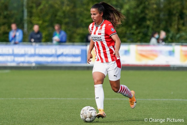 PSV vence vv Alkmaar em duelo adiado da 1º rodada da Eredivisie Feminina