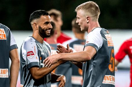 Com gol nos minutos finais, FC Volendam bate Helmond Sport