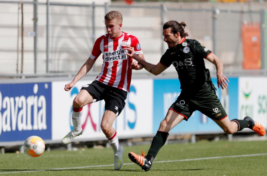 Feyenoord anuncia contratação de Baggio Wallenburg