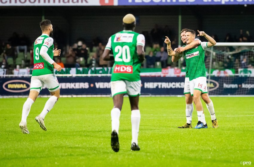 FC Dordrecht bate o Jong AZ Alkmaar