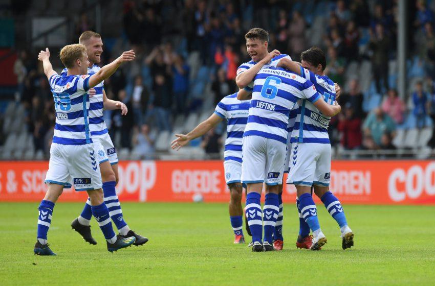 De Graafschap acaba com a invencibilidade do Roda JC com goleada por 4 a 0