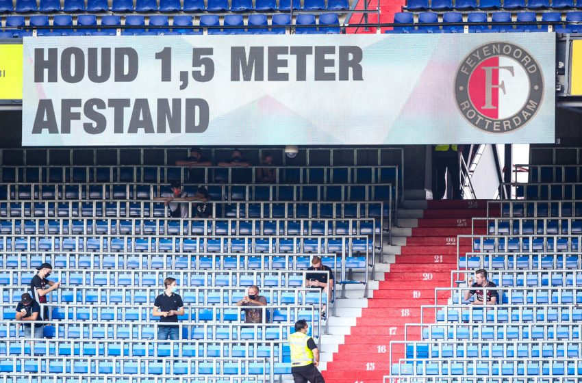 De Kuip poderá receber 13 mil torcedores nas três primeiras rodadas da Eredivisie