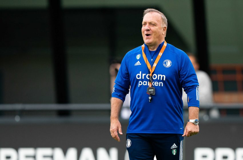 Dick Advocaat confirma caso de COVID-19 no elenco do Feyenoord