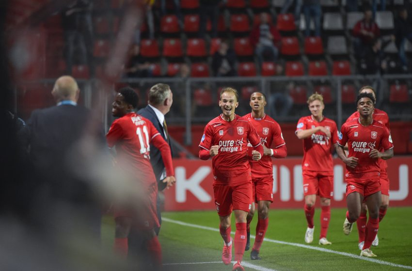 Com gol do brasileiro Danilo, FC Twente estreia com vitória na Eredivisie