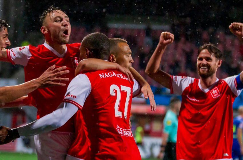 MVV Maastricht bate em casa o TOP Oss