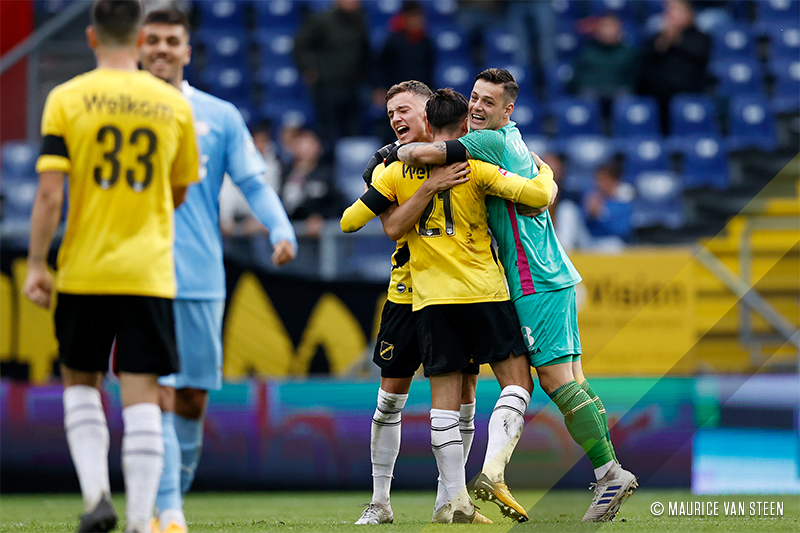 NAC Breda bate Jong PSV e mantém 100% de aproveitamento na segundona
