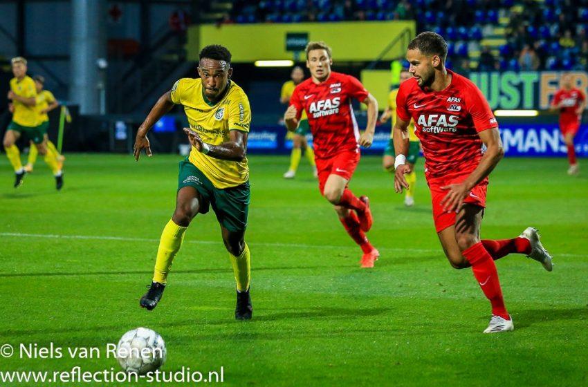 Empate com sabor de vitória: Na base da superação, Fortuna Sittard empata com o AZ Alkmaar