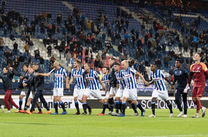 SC Heerenveen vence VVV-Venlo e continua 100% na Eredivisie
