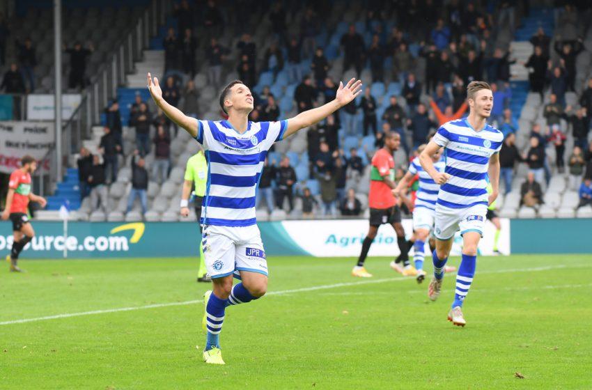 De Graafschap bate o NEC Nijmegen em casa pela segundona