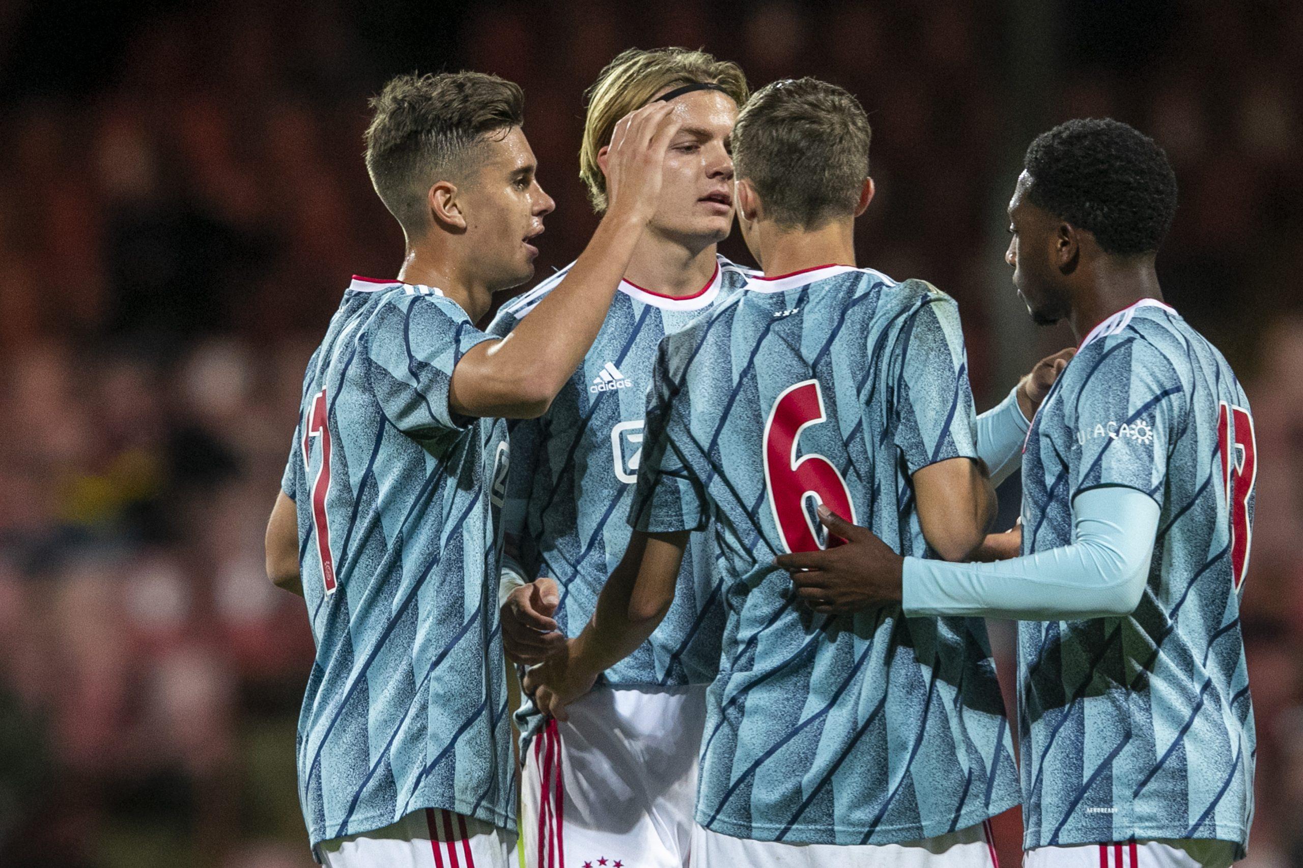 Jong Ajax conhece primeira vitória na segundona e foi diante do Go Ahead Eagles