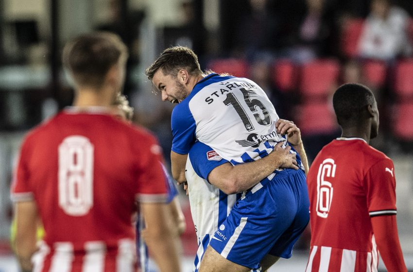 Na segundona, FC Eindhoven vence o Jong PSV em clássico de Eindhoven