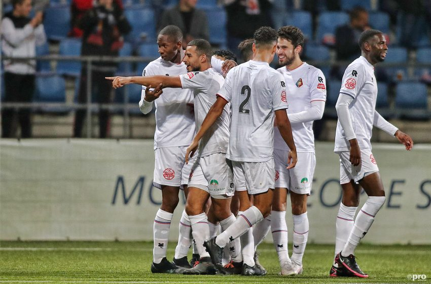 SC Telstar passou por cima do FC Den Bosch