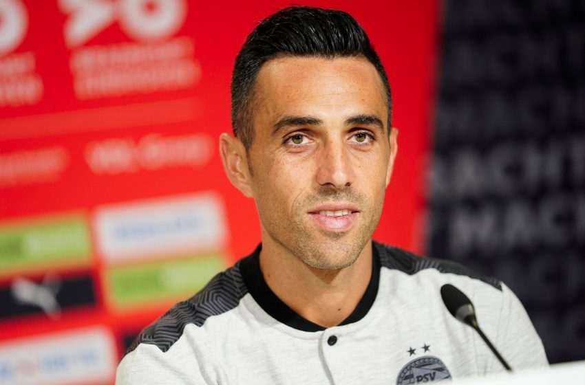 PSV poderá contar com Eran Zahavi para o jogo da Liga Europa