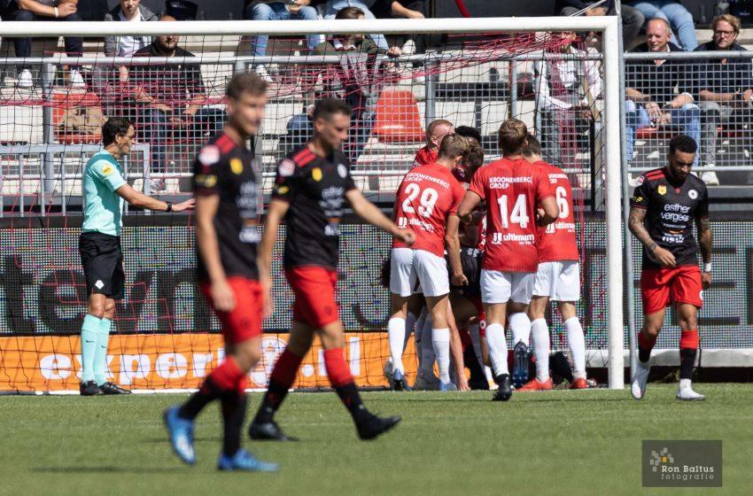Após seis anos e pela terceira vez na história, Almere City vence Excelsior